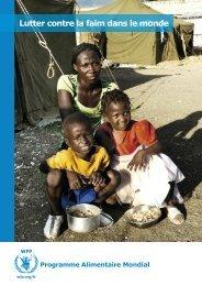 Lutter contre la faim dans le monde