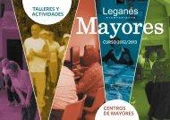 Talleres y actividades para Mayores Curso 2012/2013