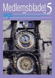 Medlemsblad 5 2009 - SFOG