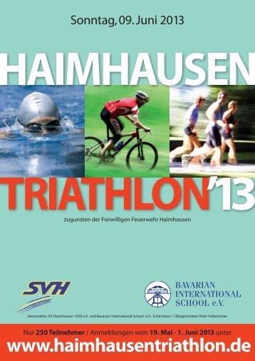 1. Juni 2013 - SV Haimhausen