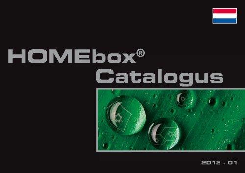 HOMEbox® Catalogus