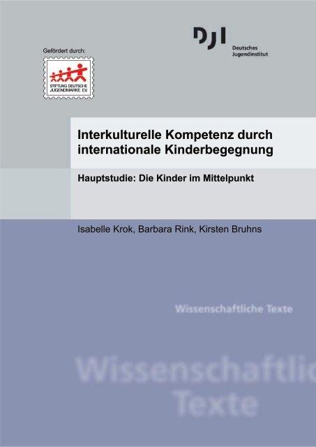 Interkulturelle Kompetenz durch internationale ... - IJAB