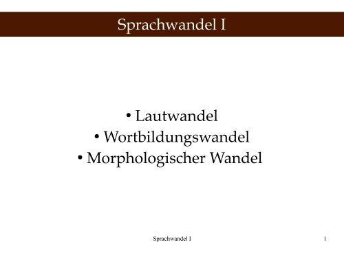 LOES_Sprachw1 - WordPress.com