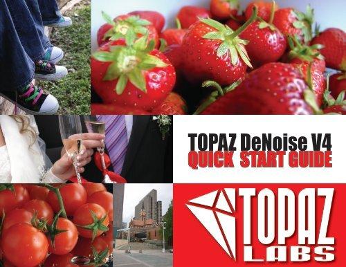 Topaz denoise tutorial