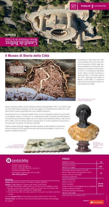 Il Museo di Storia della Città Italiano