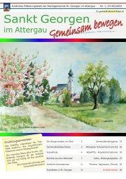 B - St. Georgen im Attergau - Land Oberösterreich