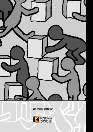 Erlassjahr 2000 - Kolpingjugend - Kolpingwerk Deutschland
