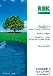Crayfish Mitigation Report.pdf - planapps.torfaen.gov.uk