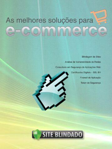 Soluções premium para lojas virtuais - Site Blindado
