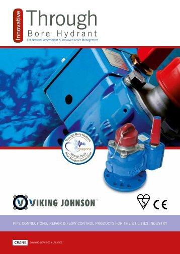 Viking Johnson Through Bore Hydrant
