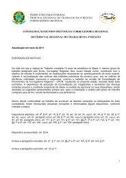 Brasil. Tribunal Regional do Trabalho (Região, 4ª