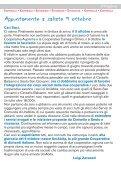 Servizi di Comunità Mensile di informazione O ttobre '10 - Uniabita - Page 3