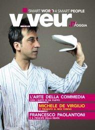 francesco paolantoni l'arte della commedia michele de virgilio - Viveur