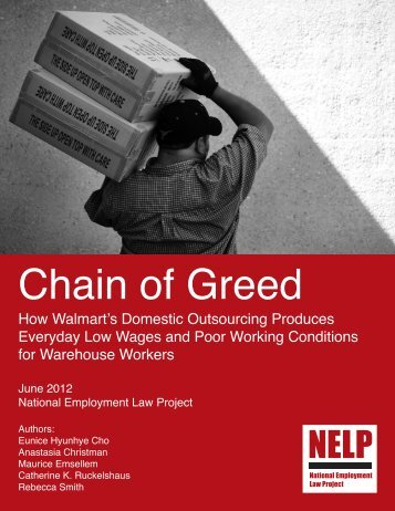 Chain of Greed