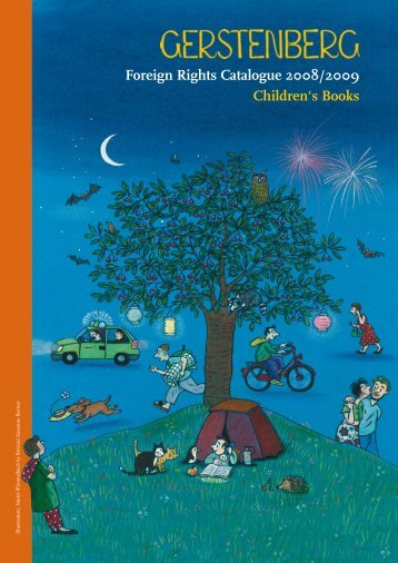 Foreign Rights Catalogue 2008/2009 Children's Books