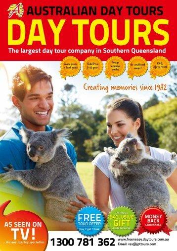 AUSTRALIAN DAY TOURS - JPT Tours