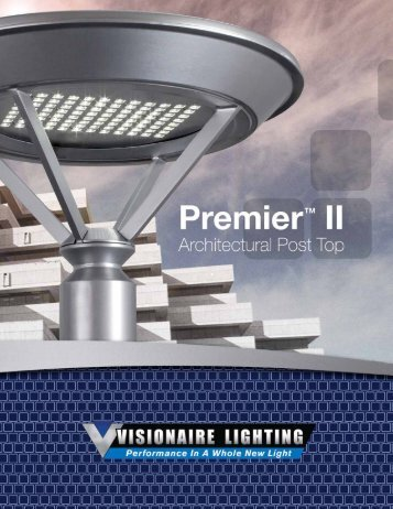 Premier II - Visionaire Lighting, LLC