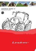efficient power program - Lindner Traktoren - Page 3