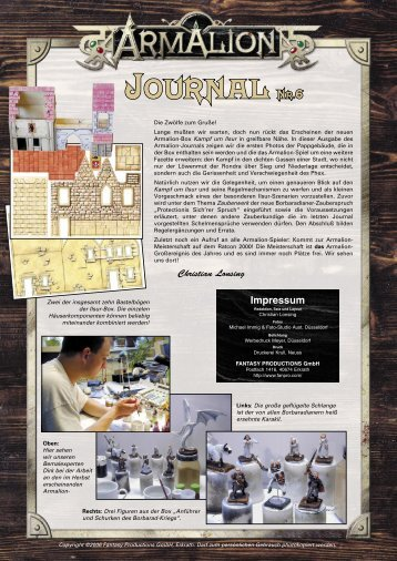 JournalNr.6 - Armalion-Kompendium