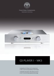 CD PLAYER I