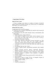 Agraria, Piacenza - Servizio linguistico (SeLdA)