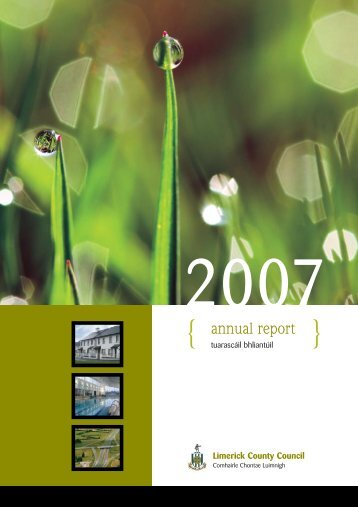 Annual Report 2007 English Version ( pdf file - 5664 kb in size)