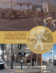Las Vegas Downtown Pedestrian Circulation Study - Regional ...