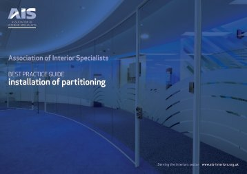 6 - Association of Interior Specialists