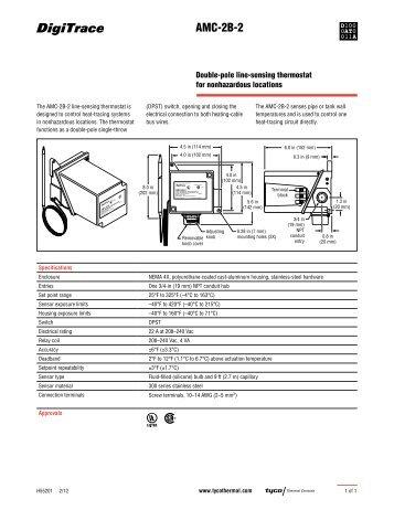 amc f5 tyco thermal controls rh yumpu com