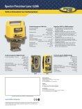 Spectra Precision Laser LL500 - Viva - Page 2