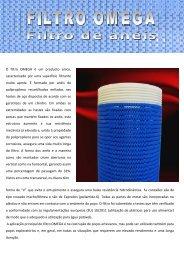 Baixar a ficha técnica em formato Adobe PDF. - pancera tubi e filtri srl