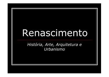 Renascimento - Histeo.dec.ufms.br