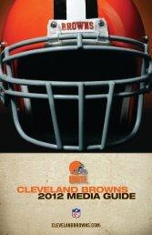 2012 Media Guide_PROOF.P - ClevelandBrowns.com