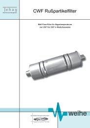 CWF Rußpartikelfilter - Weihe GmbH