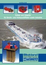 Blokland Katalog - Weihe GmbH