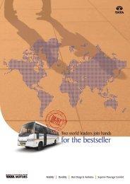 for the bestseller - Buses - Tata Motors