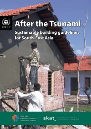 After the Tsunami - Disasters and Conflicts - UNEP