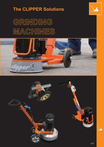 The CLIPPER Solutions - Norton Construction Products