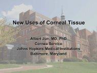 Cornea - American Association of Tissue Banks