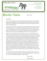 Grass Valley News-April 13, 2012 - Camas School District