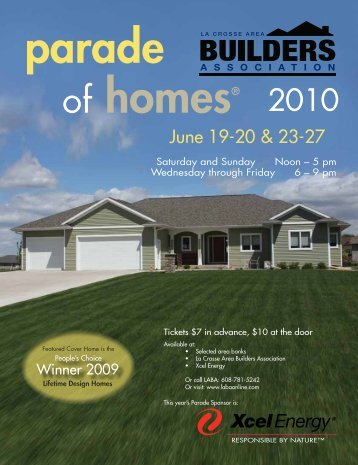 homes - Coulee Region Women's Magazine