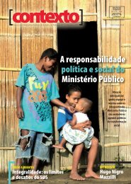 Edição Outubro 2011 - Ministério Público do Paraná - Estado do ...