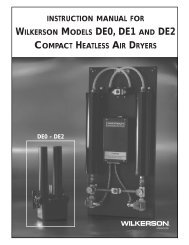 83-918-000 - Wilkerson Corporation