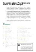 AYALA LAND | 2008 Annual Report - Page 2