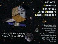 ATLAST - Exoplanet Exploration Program - NASA
