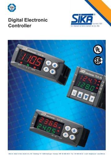 Digital Electronic Controller