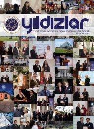 12. Sayı ( 2011 ) - Yıldız Teknik Üniversitesi