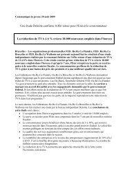 Une étude Deloitte confirme l'effet retour pour l'Etat et le ...
