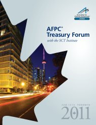 Pricing (listed price does not include HST/GST) - AFPC Canada ...