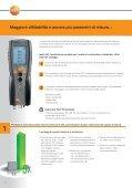 Ulteriori informazioni sull'analizzatore di combustione ... - Logismarket - Page 2